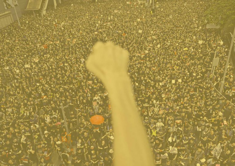 Be Water –  Insights into the Hong Kong protest movement